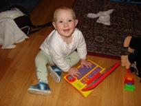 14 měsíců (listopad 2009)